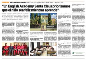 LAVANGUARDIA_colegio santaclaus